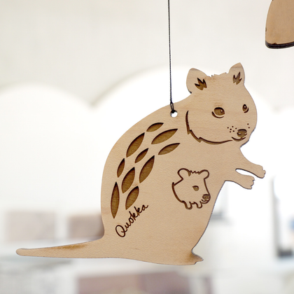 Quokka Hanging Decoration