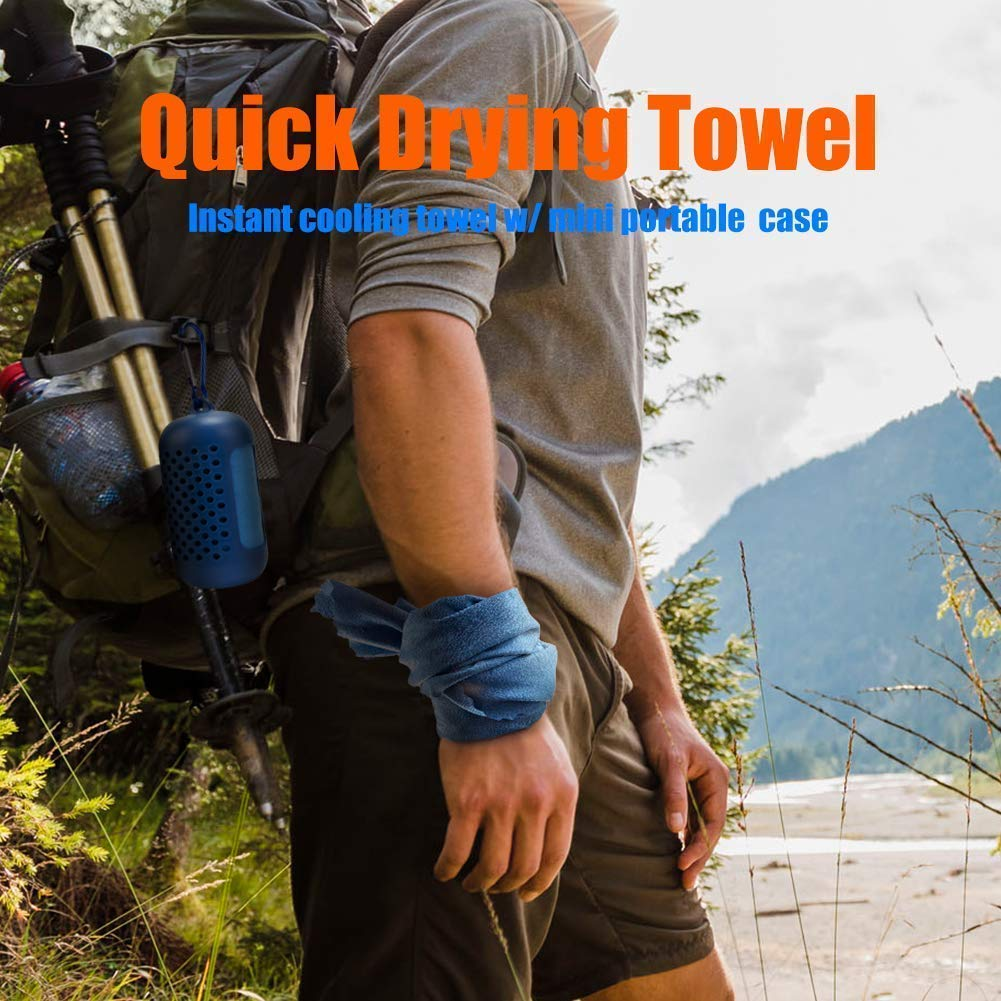 Silicone quick-drying towel(Buy 2,Free shipping)
