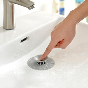 Silicone Water Universal Drain Stopper Bath Bathtub Supply