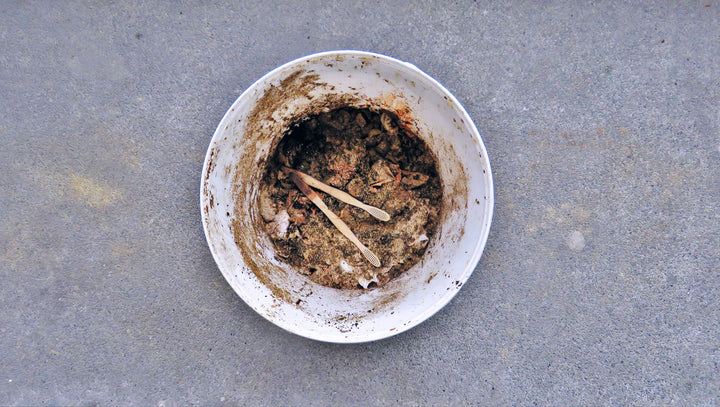 Bokashi : a stink-free way to process kitchen waste indoors