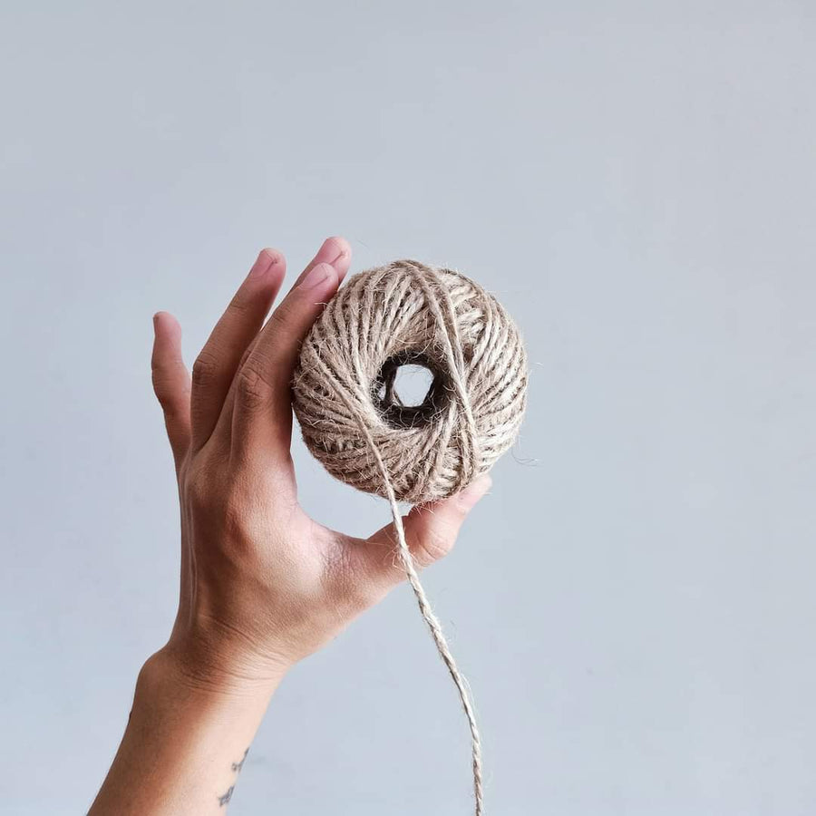 Abaca or Jute String Roll
