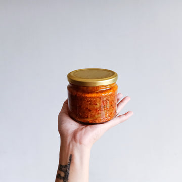 Roasted Eggplant in Lemongrass and Chili | 300 ml