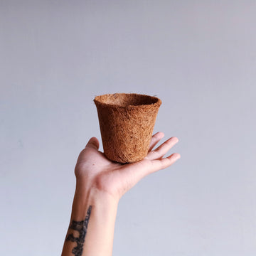 Coconut Fiber Seedling Pot