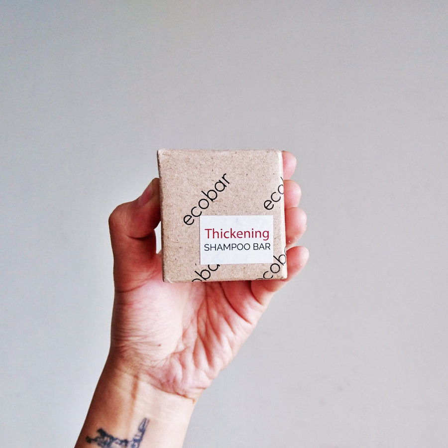 Shampoo Bar | Thicken