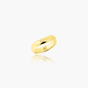Lover Dream Wedding Ring<br>(9K Solid Gold)
