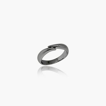 Lover Embrace Wedding Ring<br>(18K Solid Gold)