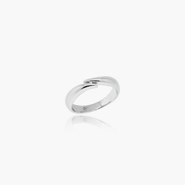 Lover Embrace Wedding Ring<br>(9K Solid Gold)