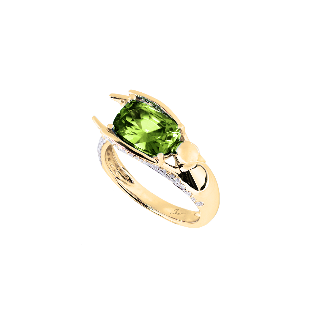 Lover Grace Ring <br>(Full Diamond, 9K Solid Gold)