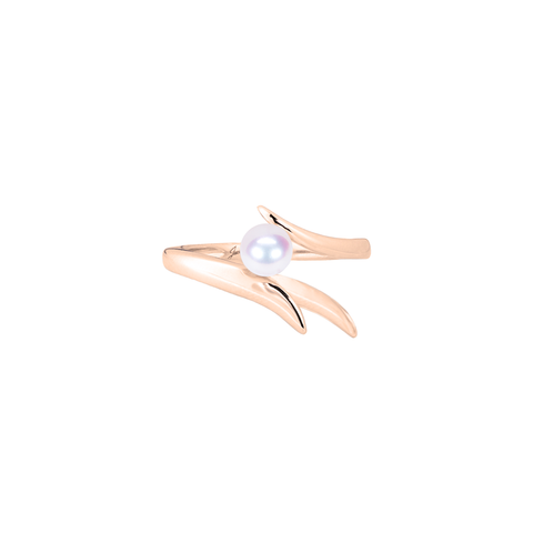 Ocean Reef Ring<br> (No Diamonds, 18K Solid Gold)