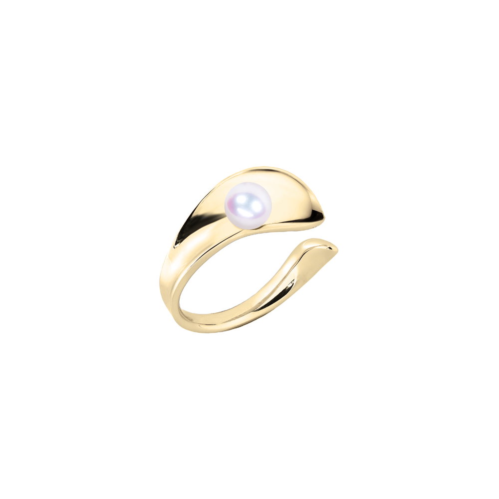 Ocean Surf Ring (No Diamonds)