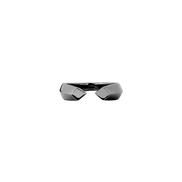 Rockstar Bass Unisex Ring <br>(No Diamonds, 9K Solid Gold)