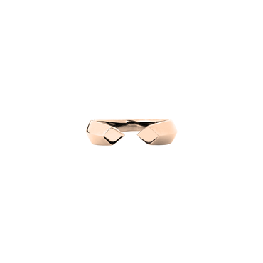 Rockstar Bass Unisex Ring (No Diamonds, 18K Solid Gold)