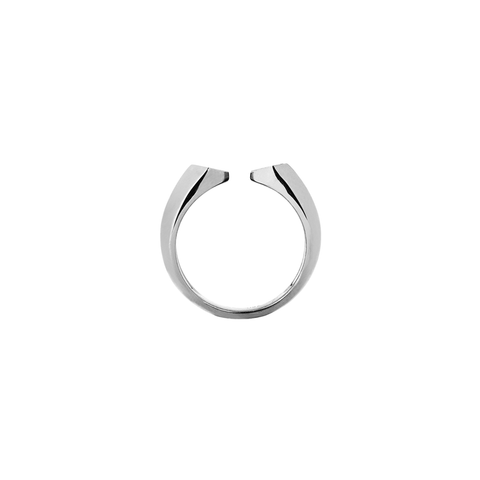 Rockstar Bass Unisex Ring<br> (No Diamonds, 18K Solid Gold)