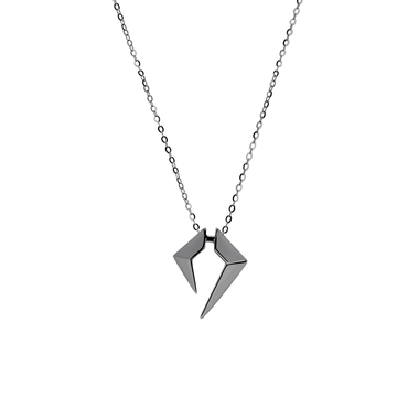 Rockstar Encore Unisex Necklace <br>(No Diamonds, 9K Solid Gold)