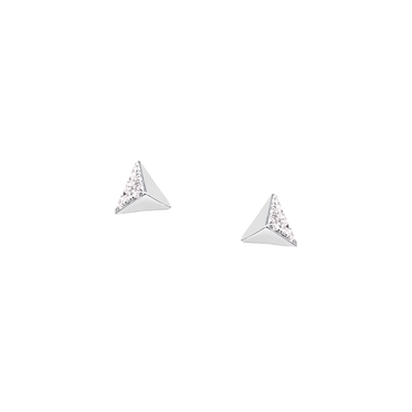 EXCLUSIVE: Rockstar Double Riff Studs (Semi-Diamond)