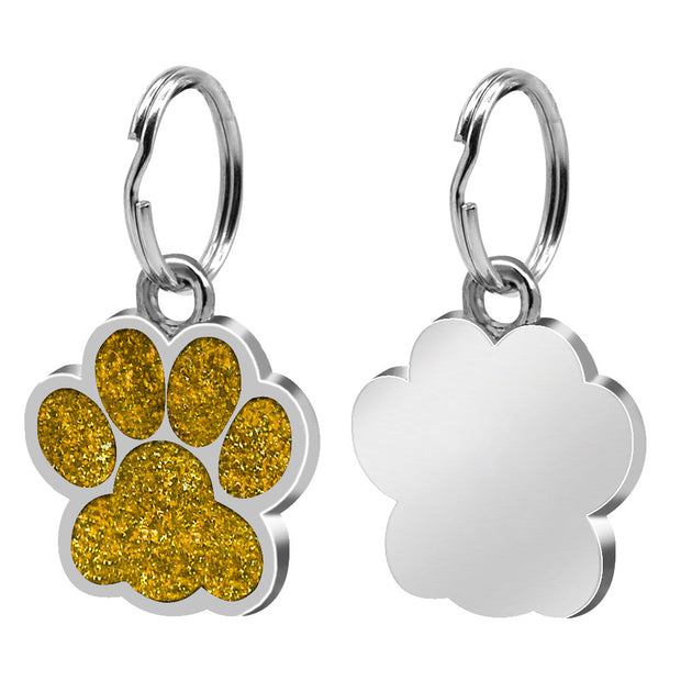 Dog Footprint for Custom Design