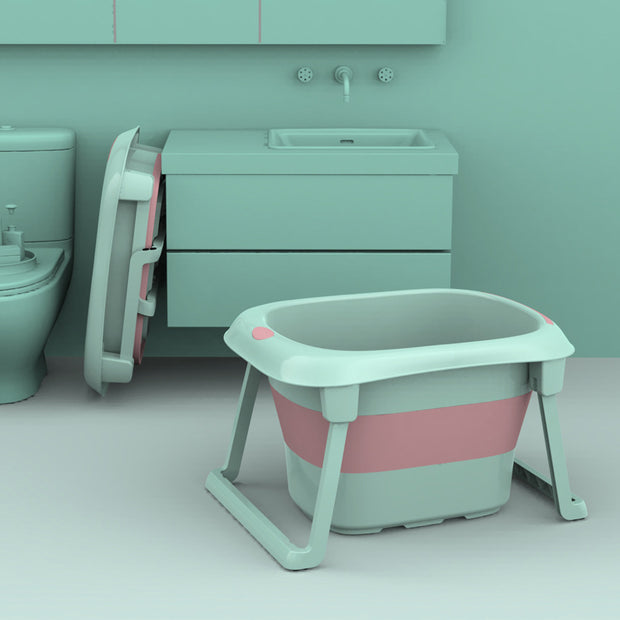 Folding Bath Tub for Baby Bath