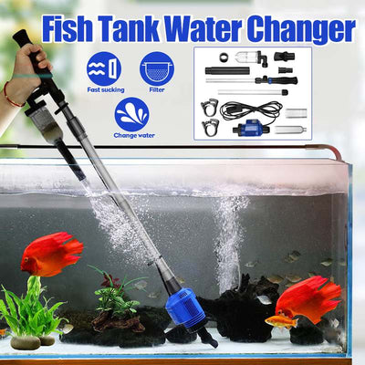 Fish Tank Automatic Water Changer with Filter