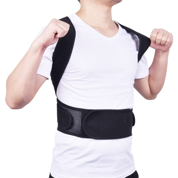 Posture Corrector Back/Shoulder Support Belt - Smart Choice Gears