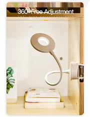 LED Touch Modes Clip Desk Lamp - Smart Choice Gears