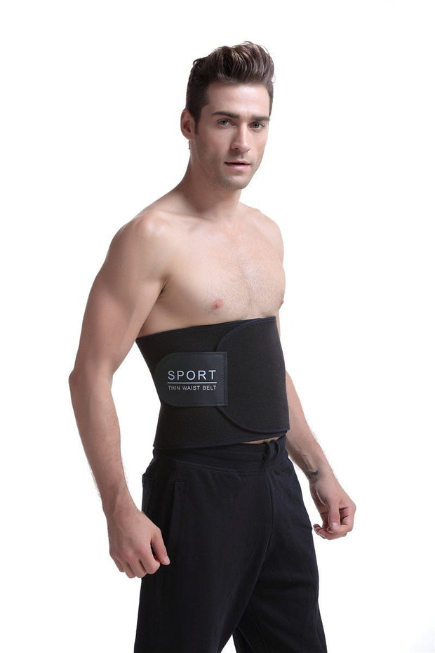 Neoprene Sport Waist Tummy Trimmer - Smart Choice Gears