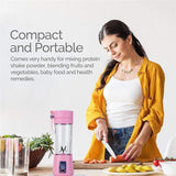 Portable USB Rechargeable Mini Blender - Smart Choice Gears