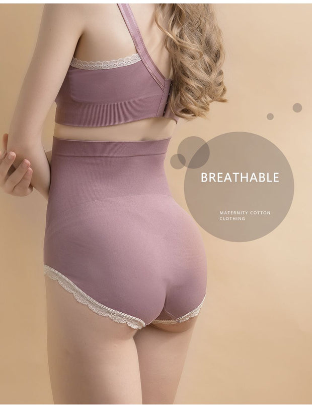 High Waist Maternity Panties for Pregnant Women - Smart Choice Gears