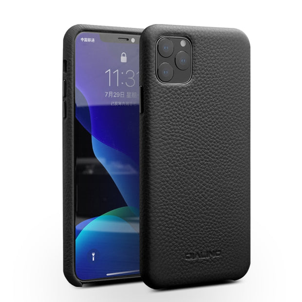 Business Genuine Leather Case for iPhone 11 - Smart Choice Gears