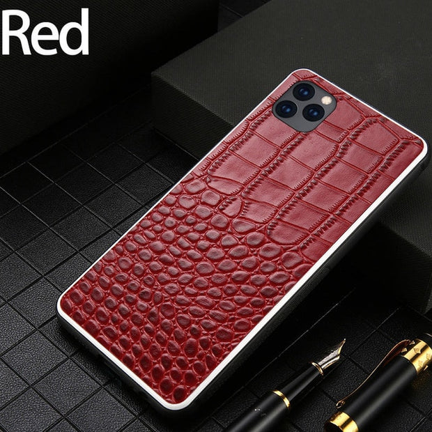 Genuine Leather Case for iPhone 11 - Smart Choice Gears
