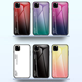 Gradient Tempered Glass Case For iPhone 11 - Smart Choice Gears