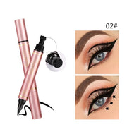 2 In 1 Eyeliner With Triangle Star Stamp - Smart Choice Gears