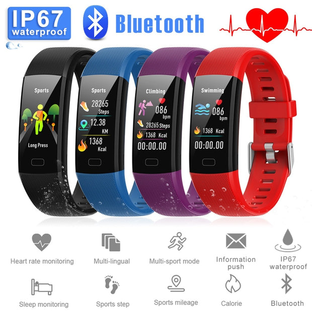 Y10 1.14 inch Fitness Watch - Smart Choice Gears