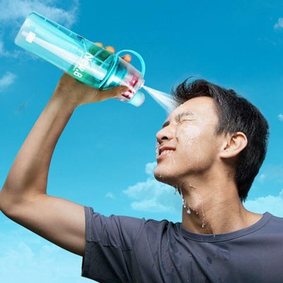 Spray Sports Water Bottle - Smart Choice Gears