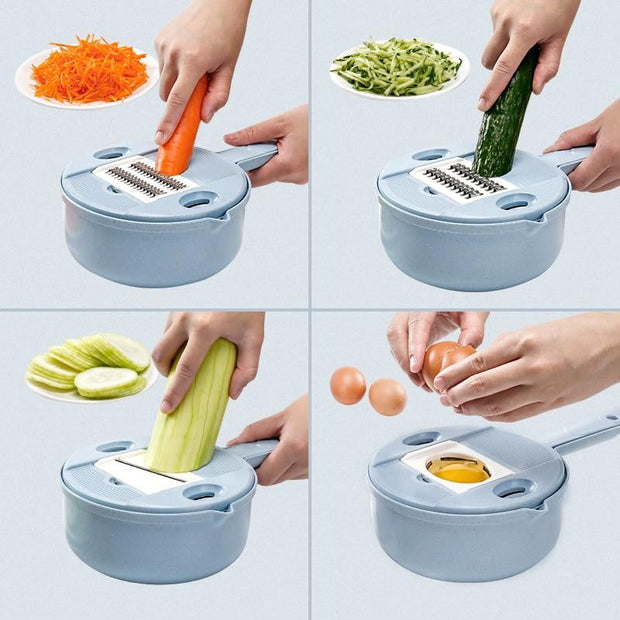 Mandoline Vegetable Cutter - Smart Choice Gears