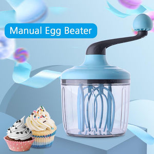 Manual Egg Beater - Smart Choice Gears