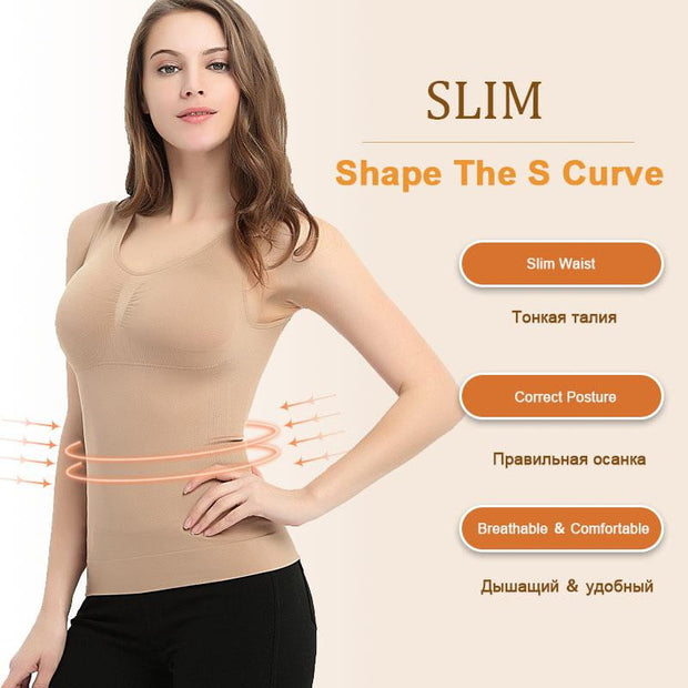 Women Underwear Slimming Vest Shapewear - Smart Choice Gears