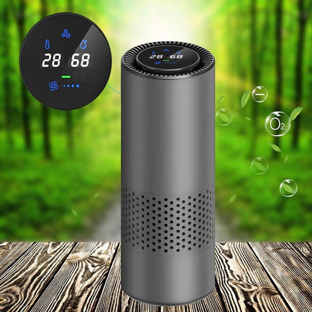 Professional Air Purifier with HEPA Filter - Smart Choice Gears