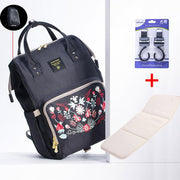 Fashion Maternity Nursing Diaper Bag - Smart Choice Gears
