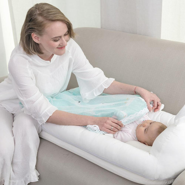 Breathable Muslin Nursing Covers - Smart Choice Gears