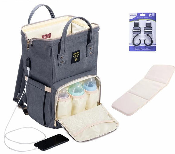 Fashion Maternity Nursing Diaper Bag - My Gadgetsin