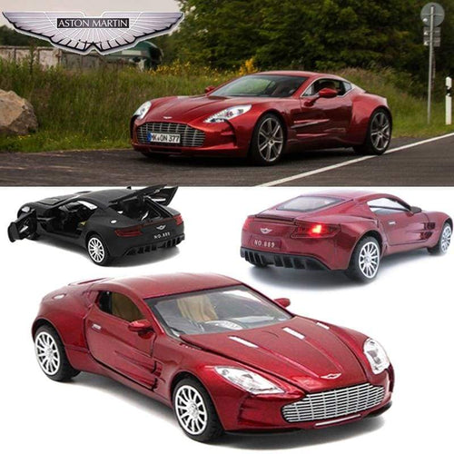 Aston Martin One-77 Metal Toy Cars 1/32 - Brinquedos