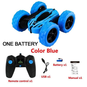 Carro JJRC Remote Control - blue with 1 battery - Drones Barcos e Carrinhos de controle