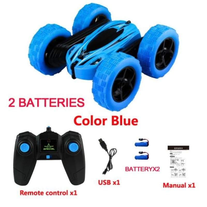 Carro JJRC Remote Control - blue with 2 battery - Drones Barcos e Carrinhos de controle