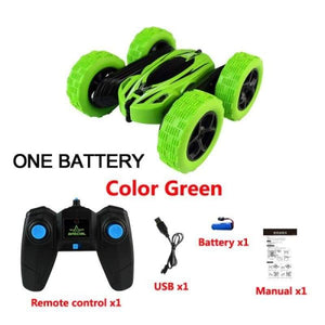 Carro JJRC Remote Control - green with 1 battery - Drones Barcos e Carrinhos de controle