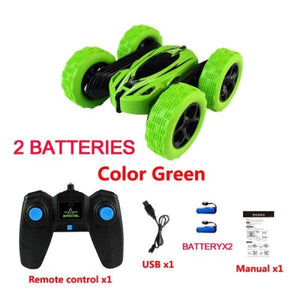 Carro JJRC Remote Control - green with 2 battery - Drones Barcos e Carrinhos de controle
