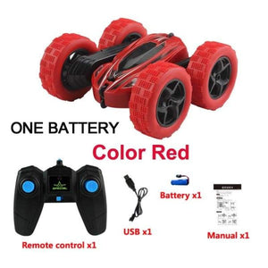 Carro JJRC Remote Control - red with 1 battery - Drones Barcos e Carrinhos de controle