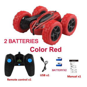 Carro JJRC Remote Control - red with 2 battery - Drones Barcos e Carrinhos de controle