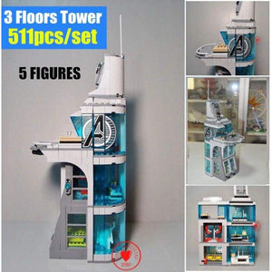 Torre Endgame Vingadores - Without Original Box - Brinquedos