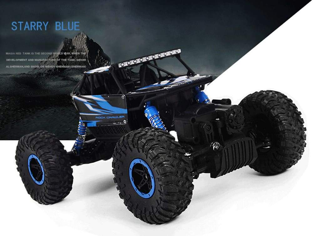 HB P1802 2.4GHz 1:18 Scale RC 4 Wheel Drive Toy Car