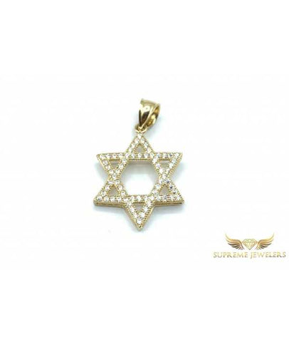 10K Gold Star of David